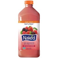 Naked Juice® Berry Blast™ 100% Juice Smoothie 64 fl. oz. Bottle - Walmart.com