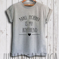 niall horan shirt niall horan is my boyfriend tshirt unisex size