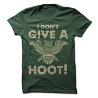 I Don't Give A Hoot! T-Shirt