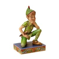 "Disney Traditions by Jim Shore Peter Pan Figurine ""Childhood Champion"" (4023531)"