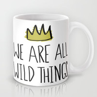 Wild Things Mug by Leah Flores | Society6