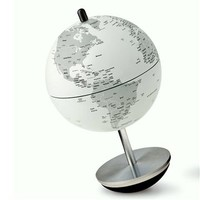 Atmosphere Atmosphere Swing Globe - Style # AG-SWNG, Modern Desk Accessories, Contemporary Desk Accessories, Alessi, Iittala at SWITCHmodern.com