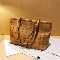 MCM Women Shopping Tote Handle bag