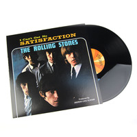 """The Rolling Stones: (I Can't Get No) Satisfaction - 50th Anniversary Edition (180g) Vinyl 12"""""""
