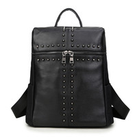 Back To School Hot Deal On Sale Comfort College Casual One Shoulder Stylish Korean Ladies Backpack [4915453316]