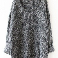 Womens Cozy Casual Sweater