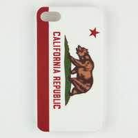 California Bear Iphone 5 Case White One Size For Men 21223115001