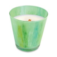 WoodWick® Watercolor Sugar Melon Candle