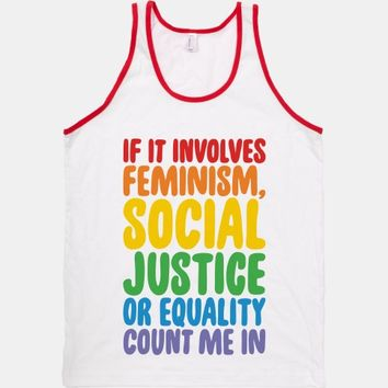 Feminism Social Justice and Equality