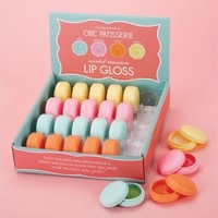 Chic Patisserie Scented Macaron Lip Gloss