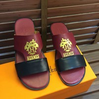 Hermes Fashion Casual Slipper Shoes-5