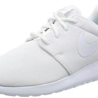 Tagre™ nike women s roshe one white white pure platinum running shoe 8 women us number 1