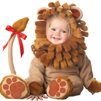 toddler costume: baby lil lion lil characters | 12m-18m