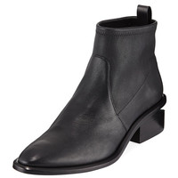 Alexander Wang Kori Stretch Leather Bootie