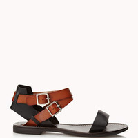 Laid Back Open-Toe Sandals