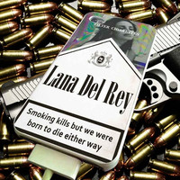 Lana Del Rey Cigarettes for iPhone 4/4s/5/5s/5c/6/6 Plus Case, Samsung Galaxy S3/S4/S5/Note 3/4 Case, iPod 4/5 Case, HtC One M7 M8 and Nexus Case ***