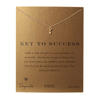 Dogeared Key To Success Necklace 16