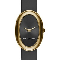 MARC JACOBS 'Cicely' Leather Strap Watch, 31mm   Nordstrom