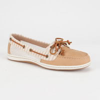 SPERRY Firefish Stripe Mesh Womens Boat Shoes | Casuals & Flats