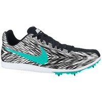 Nike Women's Zoom Rival D 8 Track and Field Shoe - Turquoise/Pink/Black | DICK'S Sporting Goods