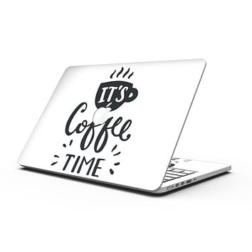 Its Coffee Time - MacBook Pro with Retina Display Full-Coverage Skin Kit