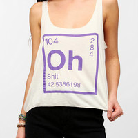 Urban Outfitters - The Element Of Oh Sh*t Tank Top