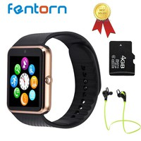 GT08 Bluetooth Smart Watch For apple Android OS phone