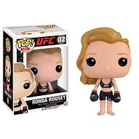 Ronda Rousey Pop! UFC Vinyl Figure FUNKO NIB 02 MMA WWE Ultimate Fighting
