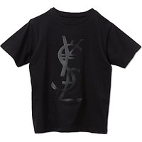 SERIOUSLY - YSL t-shirt 4-14 years | selfridges.com