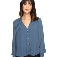 Free People Canyon Rose Button Down