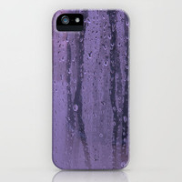 Purple Rain iPhone Case by Shawn Terry King | Society6