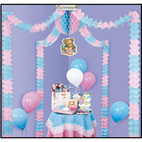 Party Canopy Decorating Kit, 20-feet, Baby Shower