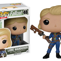 Pop! Games - Fallout - Lone Wanderer (Female) 48 (New)