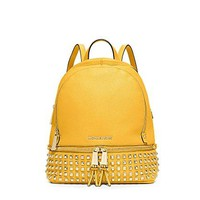 MICHAEL Michael Kors Women's Small Studded Backpack  mk