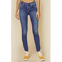 Sophie Mid Rise Skinny Ankle Tame