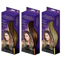 Secret Extensions™ Headband Hair Extensions