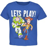 Toy Story - Let's Play Toddler T-Shirt