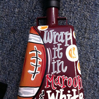 MISSISSIPPI STATE Hand Painted Custom COWBELL