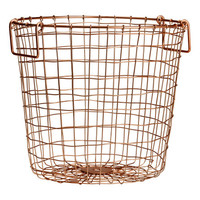Large Wire Basket - from H&M