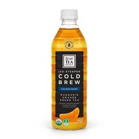 Teas' Tea Organic Cold Brew Mandarin Green Tea, 16.9 fl oz (500 mL)