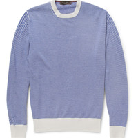 Loro Piana - Striped Cashmere Sweater | MR PORTER
