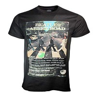 Beatles 8-Track Abbey Road 50th Anniversary T-Shirt