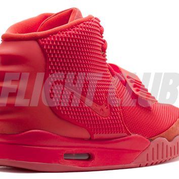 """air yeezy 2 sp """"red october"""""""