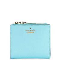 Textured Leather Wallet | Lord & Taylor