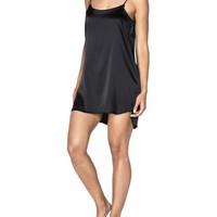 Nudwear Short Silk Slip Dress