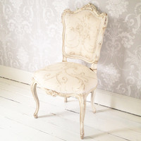 Delphine French Chair