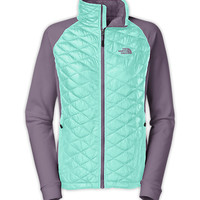 The North Face Women's Jackets & Vests Insulated WOMEN'S MOMENTUM THERMOBALL™ HYBRID JACKET