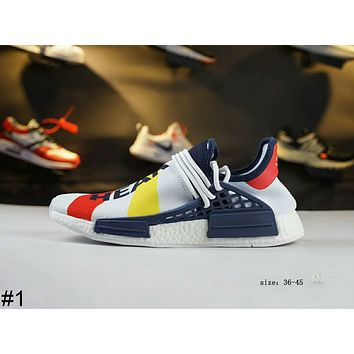 Adidas Human Race NMD Fei Dong human running shoes F-HAOXIE-ADXJ #1