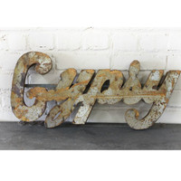 GYPSY METAL WALL ART