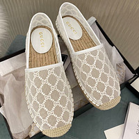 keniii  Givenchy  YSL  DIOR  LV  GG Men's and women's  NEW FISHERMAN'S SHOES